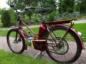 NV Autoped 1954 års modell